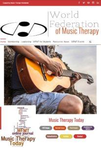 Federação Mundial de Musicoterapia