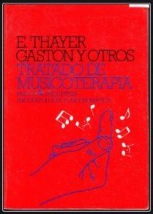 Tratado de Musicoterapia - E. Thayer Gaston y otros